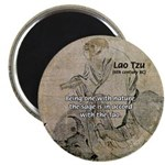 """Lao Tzu: Being One 2.25"""" Magnet (100 pack)"""