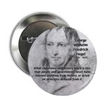 History Lessons Georg Hegel Button