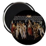 "Sexual Philosophy Plato 2.25"" Magnet (100 pack)"