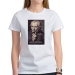Kant Moral Law: Women's T-Shirt
