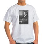 Goethe on Pure Thought Ash Grey T-Shirt