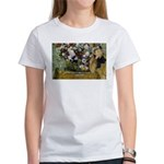 Degas Difficulty of Painting Women's T-Shirt