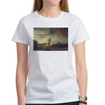 Rembrandt: on God & Painting Women's T-Shirt